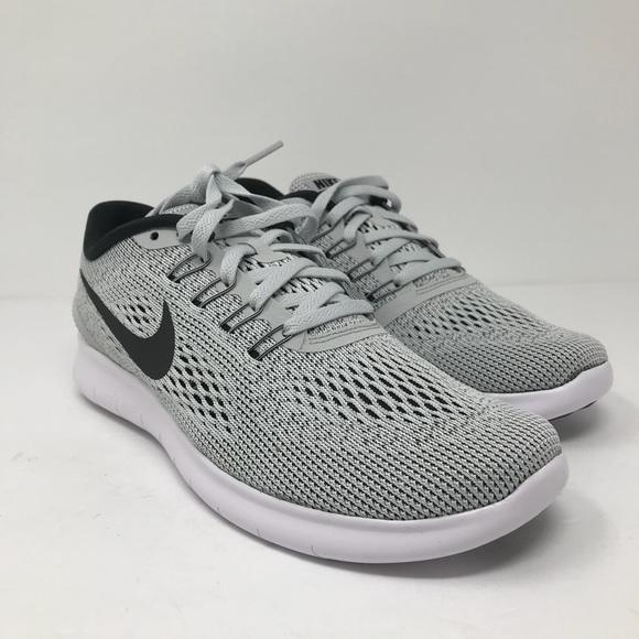 Nike Free Rn running shoe Pure Platinum New